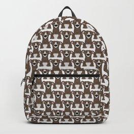 Brown Iggy Backpack