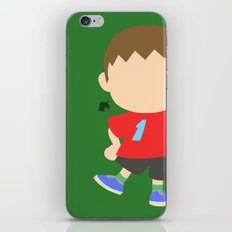 Villager♂(Smash)  iPhone & iPod Skin