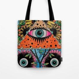 Aye Eye Aye Tote Bag