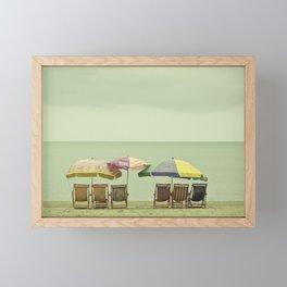 Sua, Ecuador Framed Mini Art Print