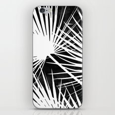 Desaturated Palm iPhone & iPod Skin