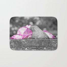 Stone Bird Bath Mat