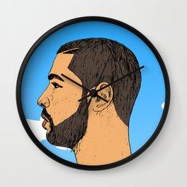 Drake Nothing Was The Same Wall Clock