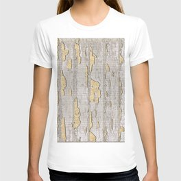 Cracked Paint T-shirt