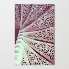 Step down pattern... Canvas Print