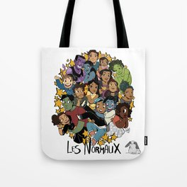 Les Normaux season 2  Tote Bag