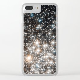 Messier 107 Clear iPhone Case