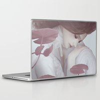 lily Laptop & iPad Skins featuring Lily by Jumei