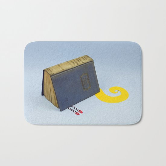 The Wicked Book of Oz Bath Mat