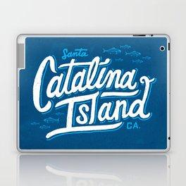 Catalina Island Blue Laptop & iPad Skin