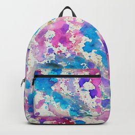Watercolor pattern 15 Backpack