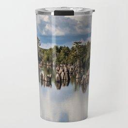 Dead Lakes Florida  Travel Mug