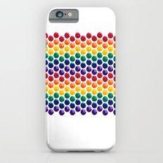 Rainbow Gems iPhone 6s Slim Case