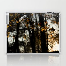trees copper Laptop & iPad Skin