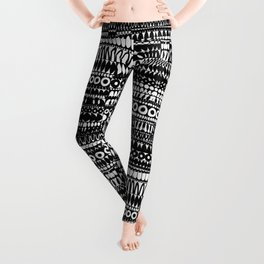 Frost Design Studio - Shape Pattern Leggings
