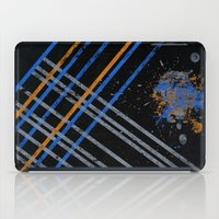 grid iPad Cases featuring Grid by Last Call