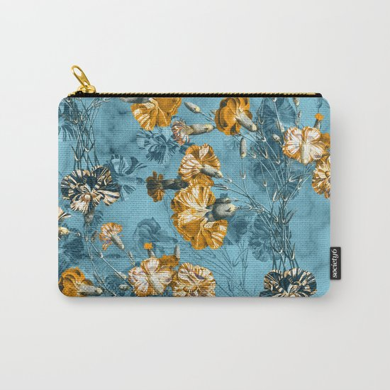 VINTAGE GARDEN IV Carry-All Pouch