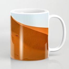 The Great Dune, Erg Chebbi Desert - Morocco Coffee Mug