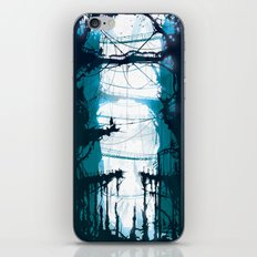 City of Lost Muses iPhone & iPod Skin