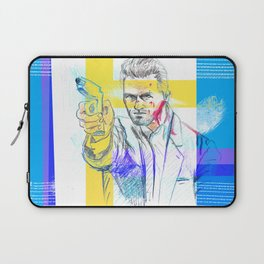 Tom Cruise - Collateral Laptop Sleeve