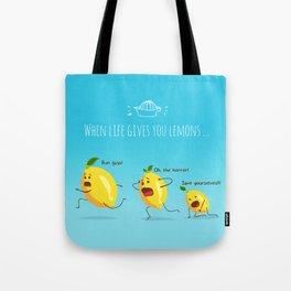 LemonAID Tote Bag