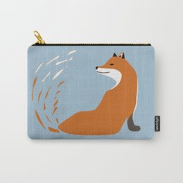 Fox Graphic Design Carry-All Pouch