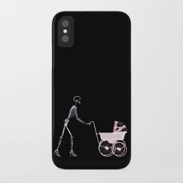 Mother 's Skull  iPhone Case