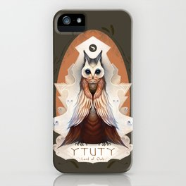 Ytuty Lord of Owls iPhone Case