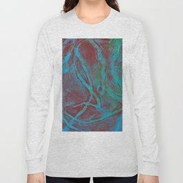 Abstract No. 206 Long Sleeve T-shirt