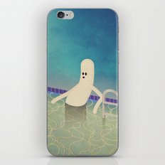 b o r d e r l i n e iPhone & iPod Skin
