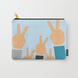 International Day of Democracy - to increase the awareness about the democracy Carry-All Pouch