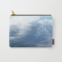 Clouds Across the Prarie Carry-All Pouch