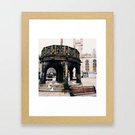 Aberdeen, Castlegate Framed Art Print