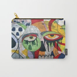 Smile at fear Carry-All Pouch