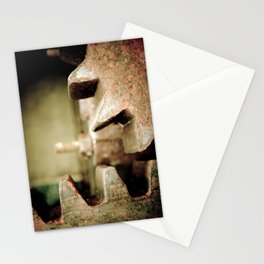 Metal Two Stationery Cards
