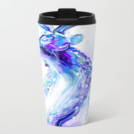 Dear Metal Travel Mug