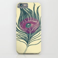 Feather in my eye Slim Case iPhone 6s