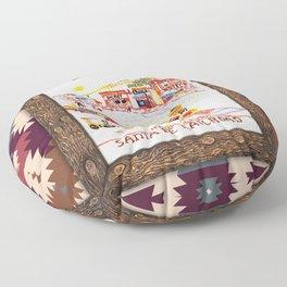 Santa Fé Floor Pillow