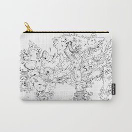 Pasolini`s Garden Carry-All Pouch