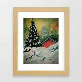 Its Christmas Time!! Framed Art Print