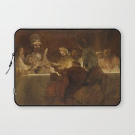 The Conspiracy of the Batavians under Claudius Civilis Laptop Sleeve