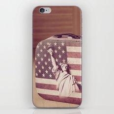 The America  iPhone & iPod Skin