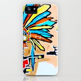 Indian Heart iPhone Case