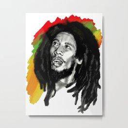 Mister Marley Metal Print