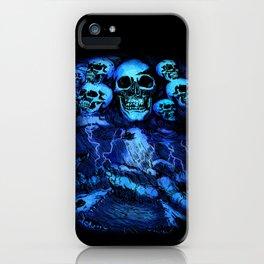 SKULLSTORM iPhone Case