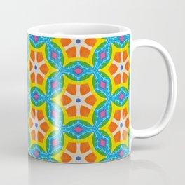 Fruity Retro Tropic Coffee Mug