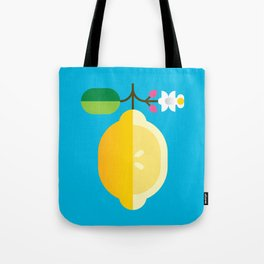 Fruit: Lemon Tote Bag