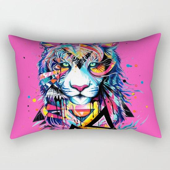 -Tiger - Rectangular Pillow