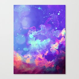 Some Kind of Magic Canvas Print