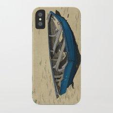 Beached iPhone X Slim Case